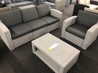 New Outdoor Patio Set. Grey. Free Delivery ! Hermosa Beach, 90254