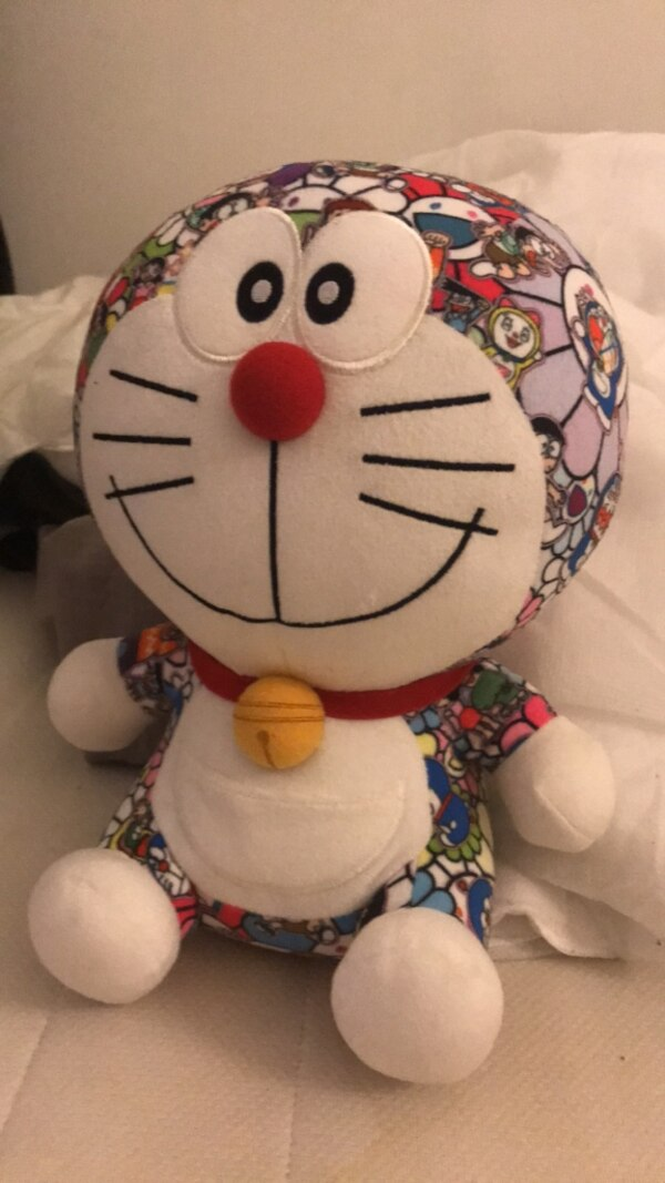 Rare DORAEMON plush toy