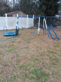 Swing Set. Must Pick Up FREE Portsmouth