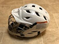 Lacrosse Helmet, Gloves, Balls, Mouth Guard And Stick Fulton, 20759