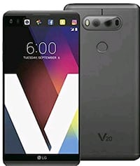 UNLOCKED LG V20 WITH AVENGERS CASE Toronto, M5V 0K2