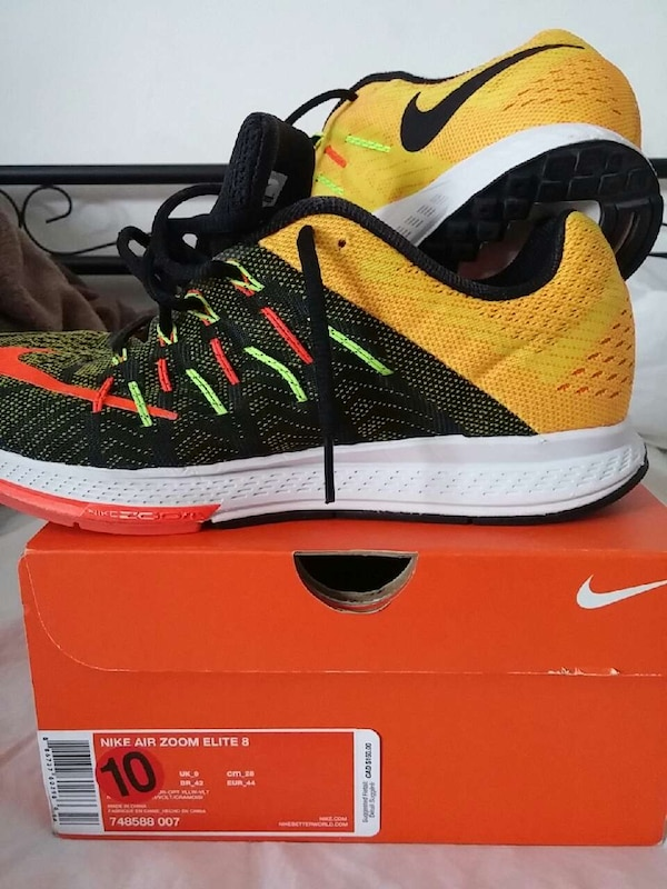 sports shoes 0ccb3 5839a Used Men s Nike Air Zoom Elite 8 for sale in Ajax - letgo