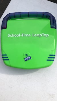 Leapfrog School-time Leap Top game Manassas, 20109