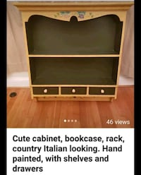 Cabinet with 2 shelves, 3 drawers Silver Spring, 20910