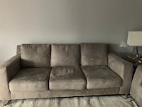 Two piece Sofa With Love Seat