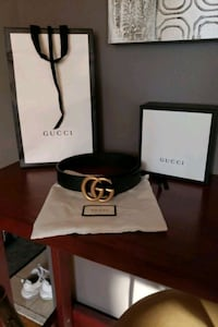 Authentic mens gucci belt  Toronto, M4P 2L4