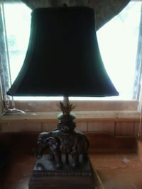 black and white table lamp Lincolnton, 28092