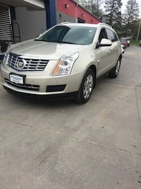 2015 Cadillac SRX AWD 4dr Luxury Collection GUARANTEED CREDIT APPROVAL Des Moines, 50315
