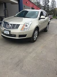 ***Luxury All-Season SUV***2015 Cadillac SRX AWD Luxury with LEATHER, NAVIGATION, BACKUP CAMERA