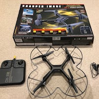 Sharper Image Rechargeable DX-3 Video Drone Toronto, M2N 2K7
