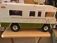 1973 Vintage Tonka Winnebago Indian Newark, 19702