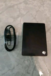 Segate backup plus 5 TB external hard drive