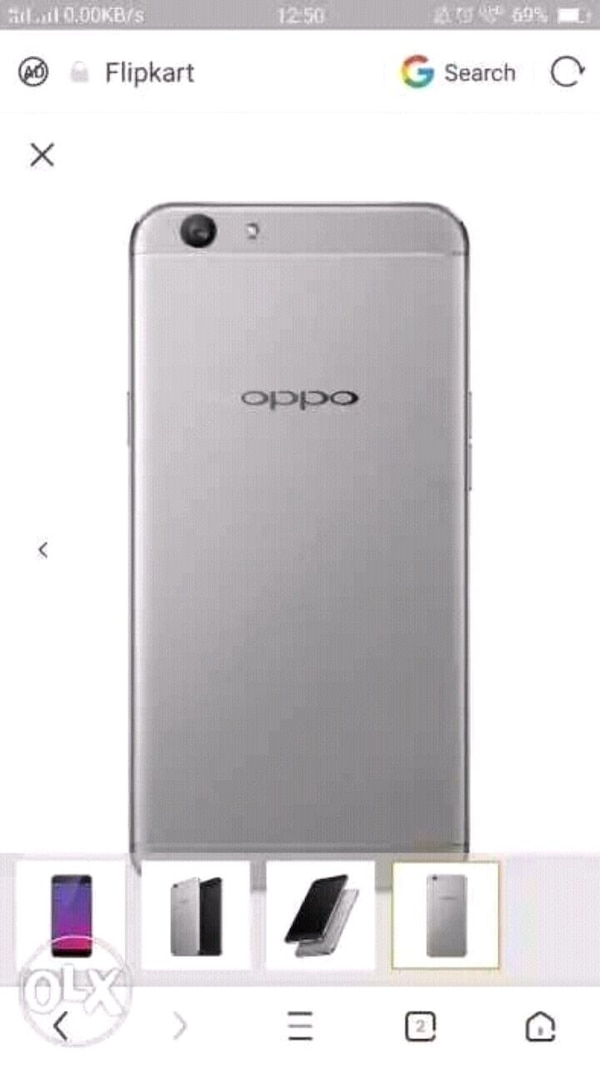 Oppo f1s ,4gb ram ,64gb rom,with charger