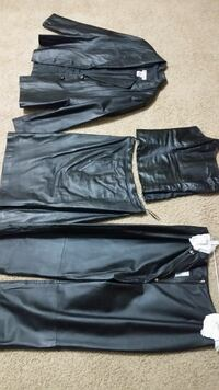 4 Piece leather outfit Montgomery, 36110
