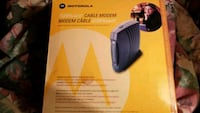 Motorola Surfboard Cable Modem for sale  Red Deer, T4P 3Y9
