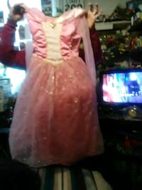 Size10-12Large Dress princess 10.00 obo Hagerstown