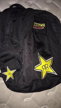 Rockstar energy backpack  Aldergrove, V4W