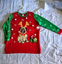 60% off!  Christmas Sweater!  Brand new! Casper, 82604