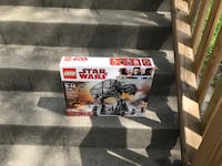 Star Wars lego Atat assault walker new from last Jedi never opened sealed lego package new in the box retails for 159.99 Medford, 02155
