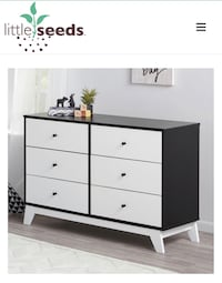 Dresser for sale-new and in original box
