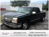 Used 2003 Chevrolet Silverado 1500 Extended Cab for sale Weeki Wachee
