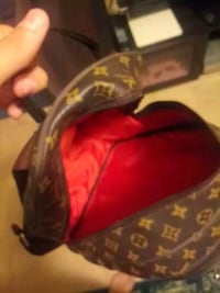 Luis vuitton backpack Houston, 77044