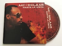 Mc solaar hasta la vista cd single Saint-Laurent-Blangy, 62223