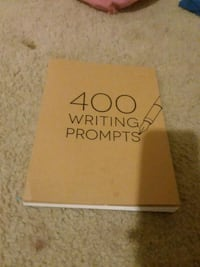 400 writing prompts book Zanesville, 43701