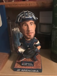 Blue jays collectable bobble head