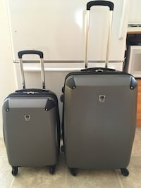 Luggage 2 Spinners Lincoln, L0R