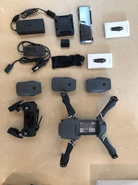 DJI Magic Pro w/ FLY MORE Pack & Lens Filters San Diego, 92104