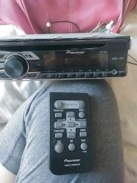 Pioneer DEN-150MP Wma/wmp3 with remote