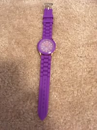 New purple watch 66 km
