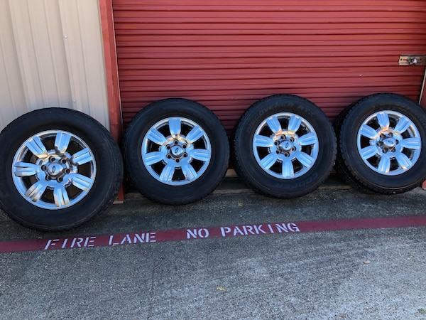 Ford F150 Factory Rims For Sale >> Used Factory Ford F150 Expedition Wheels 18 Inch For Sale In Irving