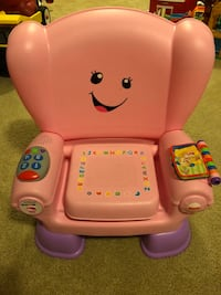 Fisher Price Smart Stages Chair (Pink) Woodbridge, 22192