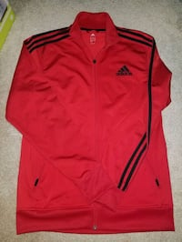 Adidas zip up (medium)