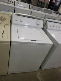 Whirlpool washer 27inches