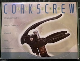 Ultimate Corkscrew
