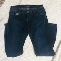 Size 36 waist men jeans pants excellent shape  Calgary, T3K 6E8