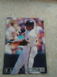 white and black baseball player trading card Boston, 02125