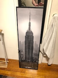 Framed Empire State Building  New York, 10016