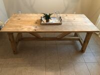 Farmhouse Table 962 mi