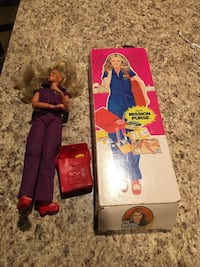 The bionic woman doll Hedgesville, 25427