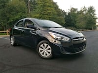 Hyundai - Accent - 2015 Sterling, 20166