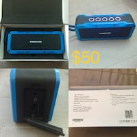 Wireless Bluetooth speaker / Power Bank( Brand New / Never Used) 10 km