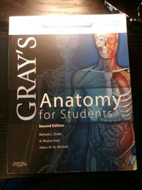 Gray's Anatomy for Students 2nd edition
