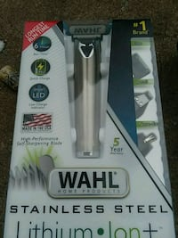 gray Wahl hair clipper box Charles Town, 25414