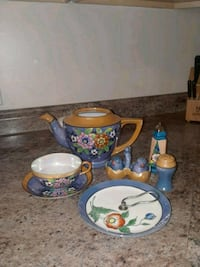 Floral tea set Fall River, 02720