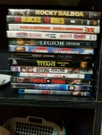 assorted DVD movie case lot Winnipeg, R2K 4C9
