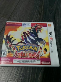 Pokemon: Omega Ruby - Used, Good Condition
